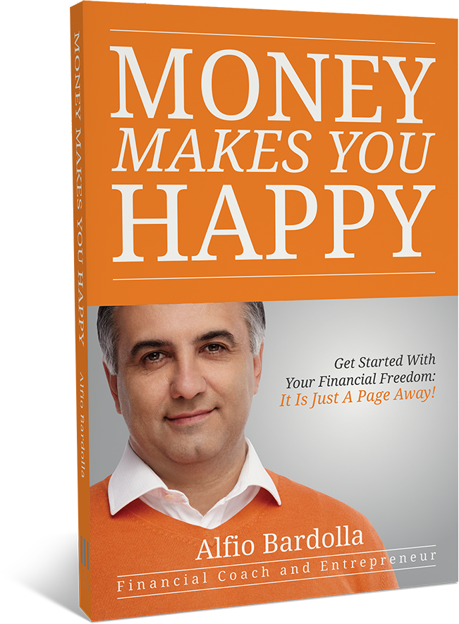 Money Makes You happy - Book cover